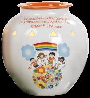 Diffusore di oli essenziali da utilizzare nella camera dei bambini, per purificare e profumare l'aria.