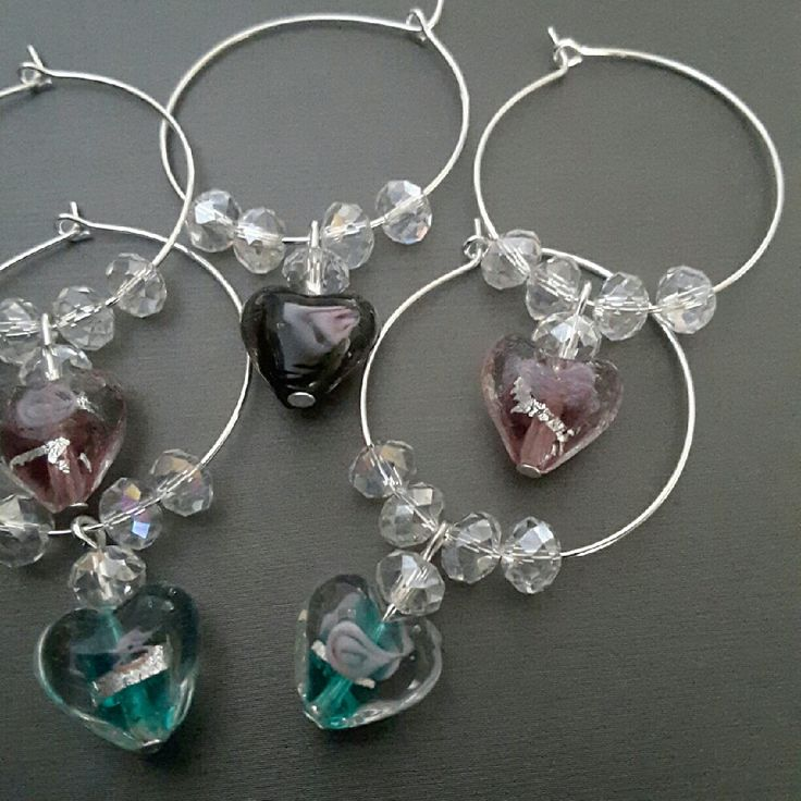Hey, check out what I'm selling with Sello: Wine glass charms http://twistedhazelbeautifulgifts.sello.com/shares/g09Yp