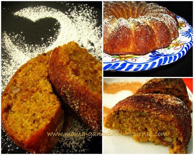 Пока не закончилась тыква, пробую новые рецепты. Автор - Omri Shahar. Этот кекс - абсолютно полностью из истории о здоровом питании, я даже подозреваю, что его вполне…