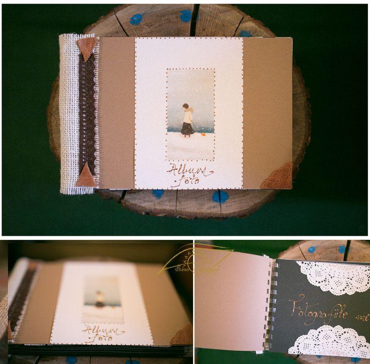 album foto - Calatorie prin liniste