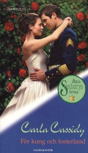 Harlequin Romantik - För kung och fosterland (Carla Cassidy)  Begagnad Harlequin bok i bra skick ---- Byt in dina utlästa böcker hos oss mot andra! Vi köper, säljer o