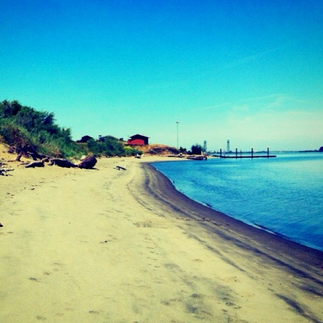 Sandy Beach: Sandy Beach, Rio Vista CA