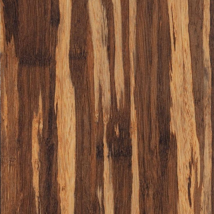 Home Legend Makena Bamboo Laminate Flooring - 5 in. x 7 in. Take Home Sample, Dark