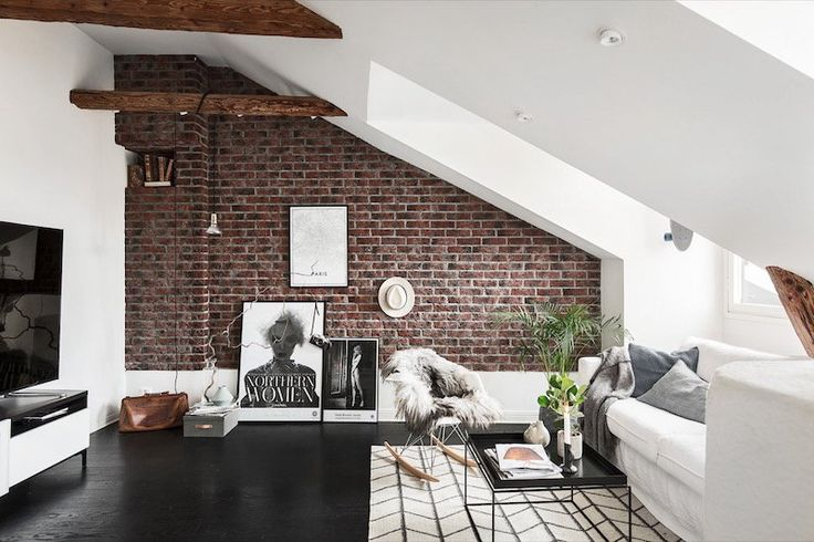 17 best Murs En Pierre images on Pinterest Exposed brick, Exposed - maison brique rouge nord