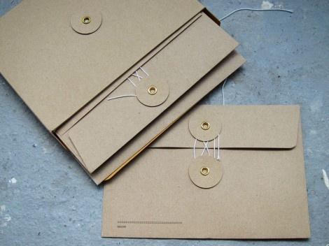 Midori Kraft Envelopes