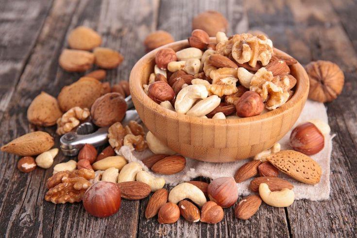 #MundoKuera   Los beneficios de los frutos secos...