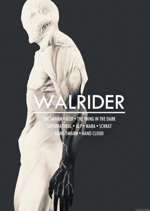 Outlast The names of the walrider