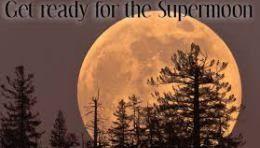 Harvest Super Moon - September Full Moon