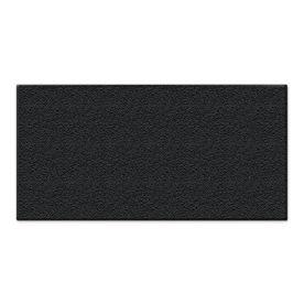 Apache Mills, Inc. 48-in W x 96-in L Black Garage Mat $58