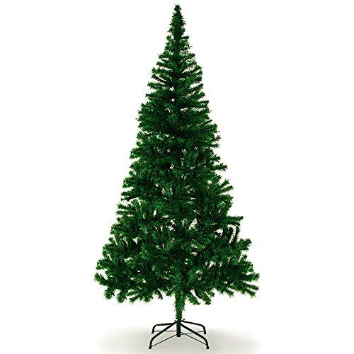 Christmas Tree 180 cm - Artificial Christmas Tree Stand Included 533 Branches