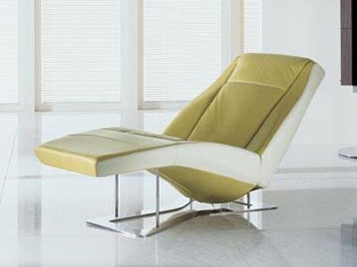 Chaise longue massaggiante in pelle - Tino Mariani http://www.tinomariani.it/prodotti/ethos.html