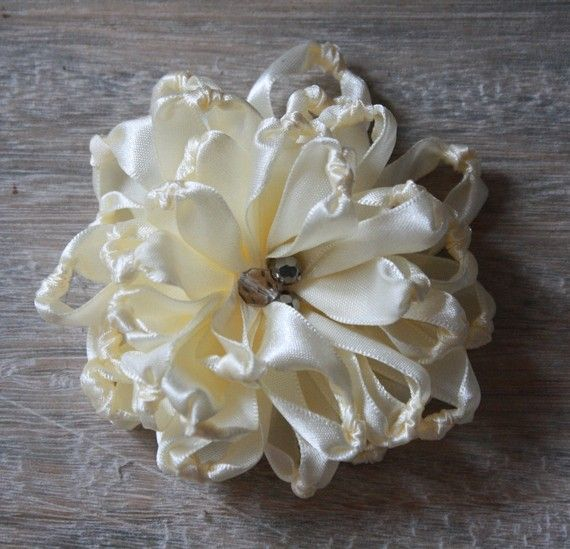 eBook Make Your Own Fabric Flowers  Knotted by jewelboxballerina
