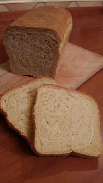 Ezt jól kifőztük!: Vajas szendvicskenyér tejmentesen