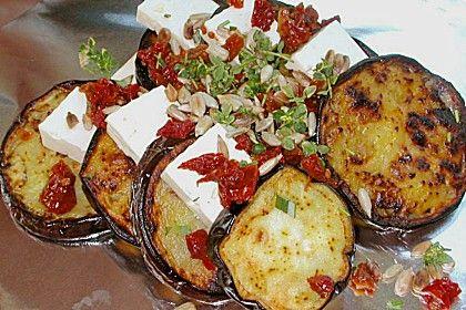 Auberginen - Zucchini - Feta - Päckchen (Rezept mit Bild) | Chefkoch.de