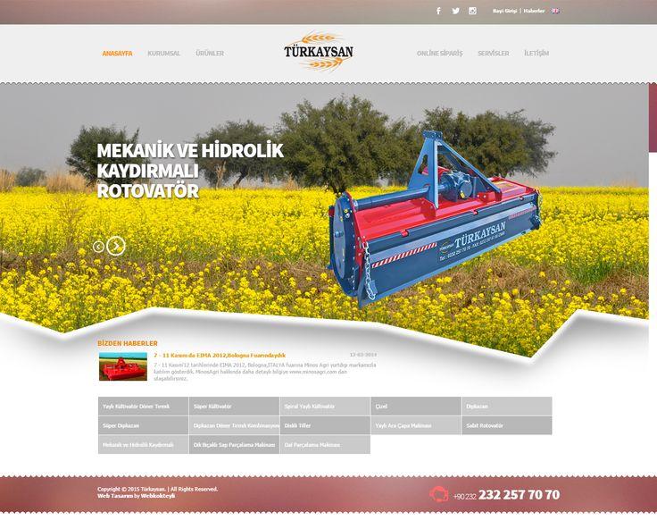 Türkaysan | Web Tasarım
