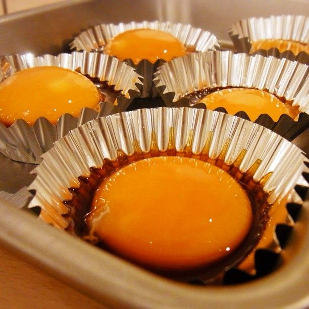TKG!ねっとり濃厚な卵黄のしょう油漬け | あさこ食堂