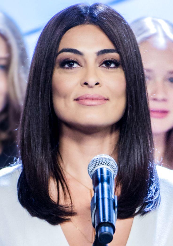 Juliana Paes lidera a lista dos cabelos mais desejados da televisão