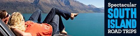 New Zealand: Long Flight