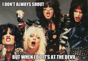 Motley Crue. 80.s memories...Best Crue album to date.