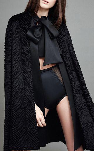 Veronica Cape by JESSICA CHOAY for Preorder on Moda Operandi