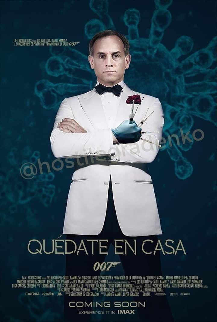 Pin De Lupita Nanez En Dr Hugo Lopez Gatell Ramirez Manuel Lopez Obrador Lopez Obrador Obrador