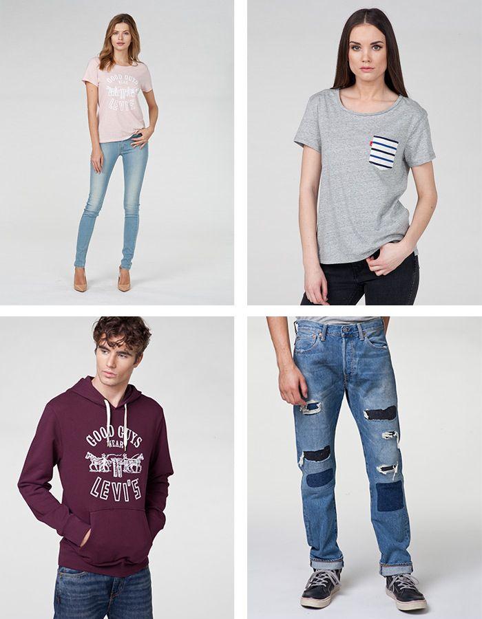 #men #mencollection #women #womencollection #onlinestore #online #new #newcollection #newarrivals #fw15 #fallwinter15. #levis #liveinlevis #jeans #tshirt #sweatshirt