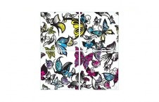Butterfly coasters $49.90