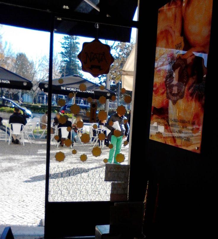 Café The World Needs Nata - Nata Lisboa em Leiria
