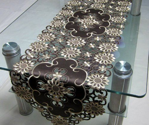 Brown Runner as Coffee Table Cover - 11 Best Images About Coffee Table Covers On Pinterest