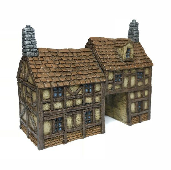 10mm Wargame terrain, Wargame buildings, Wargame scenery