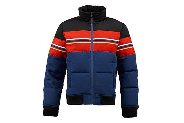 Burton x BIONIC Bomber Down Snowboard Jacket