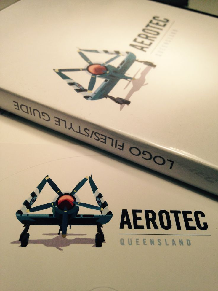 Logo revamp for local company Aerotec 2014