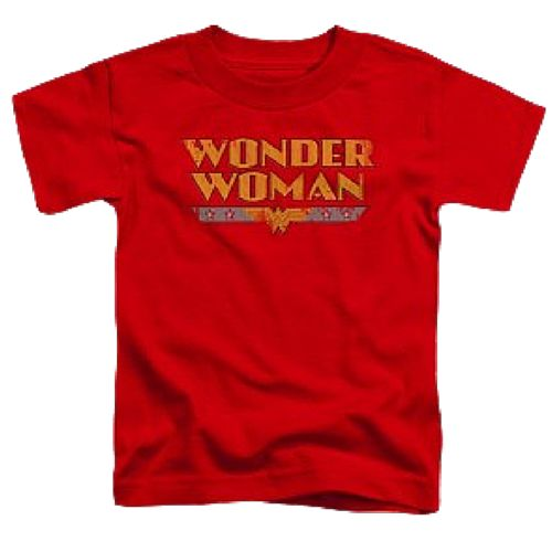 Wonder Woman In Red