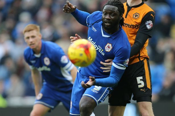 Cardiff City striker Kenwyne Jones to sign for AFC Bournemouth on loan until the end of the season