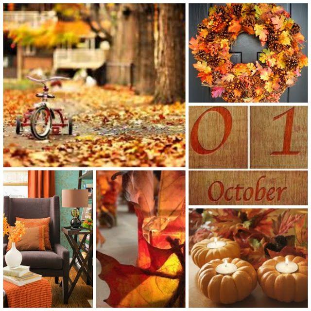 Το e - περιοδικό μας: Με τα χρώματα του Οκτώβρη...