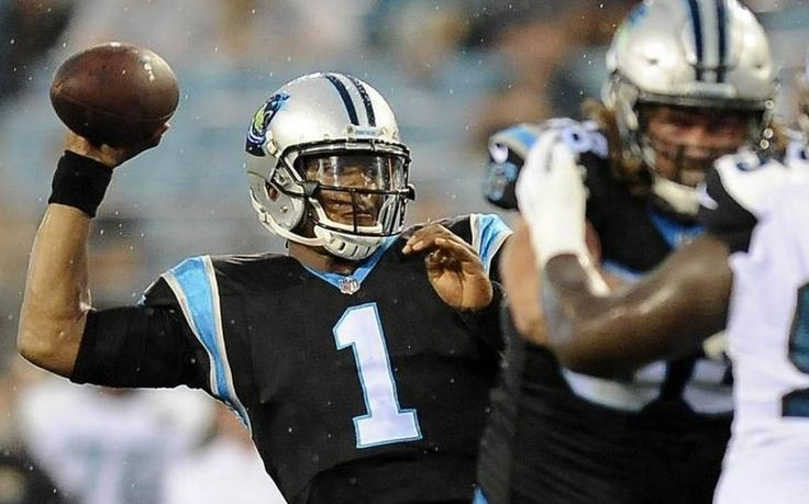 Despite injury risk, it's not a given that Panthers sit Cam Newton against Steelers