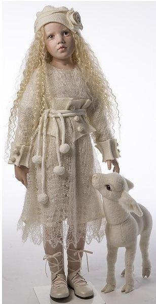 "Hildegard Gunzel's ""Gerda"" doll"