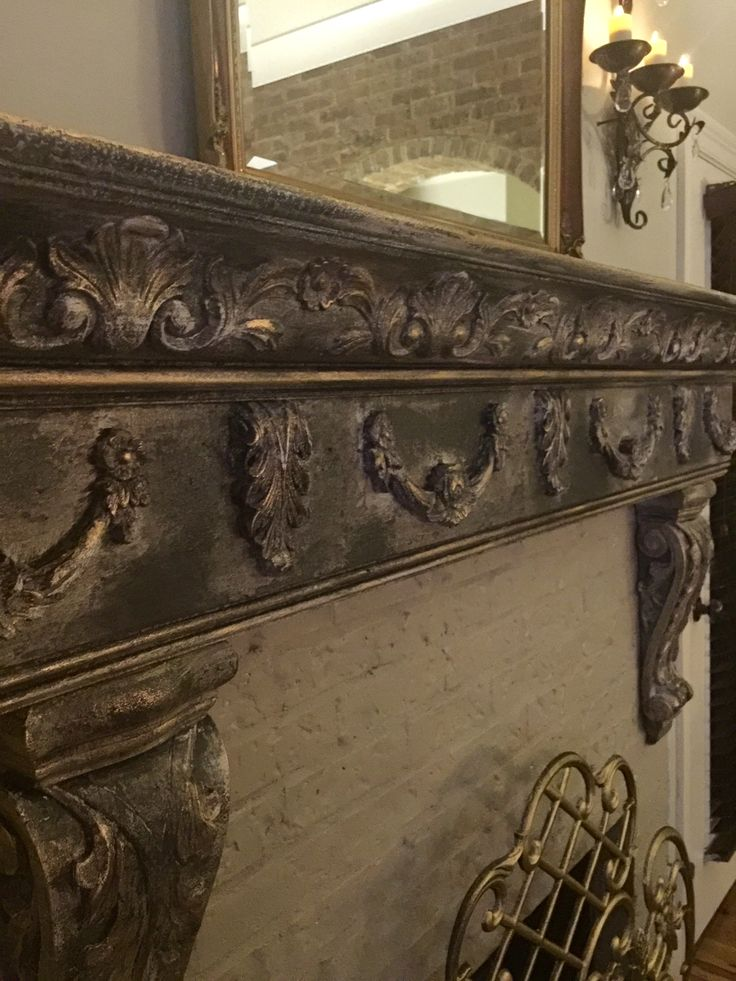 1000 Ideas About Distressed Mantle On Pinterest Mantle Shelf French Country Mantle And