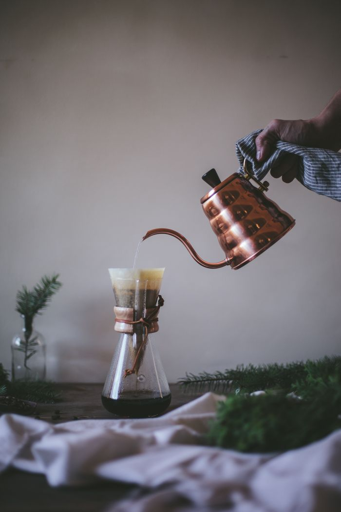 Coconut Spice Latte by Eva Kosmas Flores | Adventures in Cooking