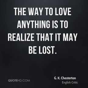 K Chesterton Quotes More G. K. Chesterton Quotes on www.quotehd.com - #quotes #anything # ...