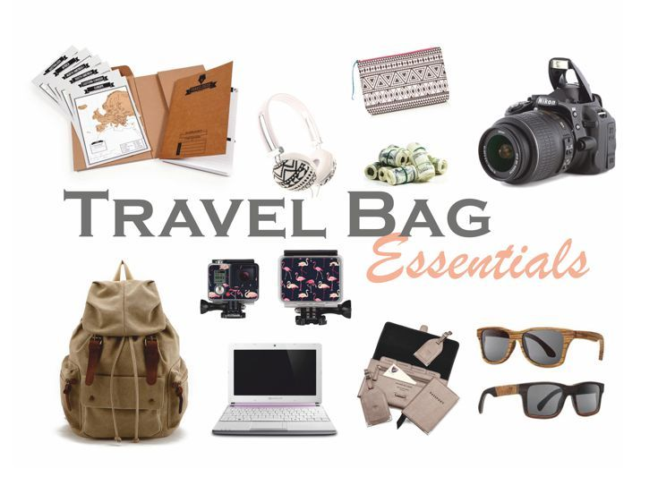 Janys in ...: Travel Bag Essentials: Must-haves for travelers!