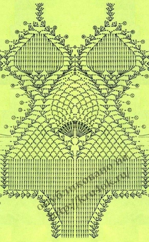 crochet chart pattern s monokini pinterest h kelbikini handarbeiten. Black Bedroom Furniture Sets. Home Design Ideas