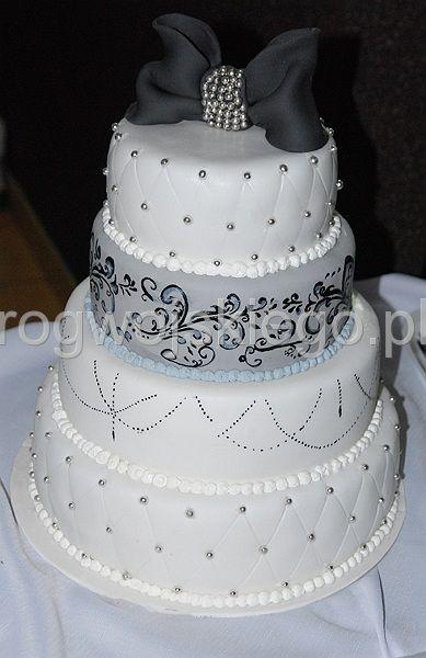 tort weselny, wedding cake by róg wojskiego, slodka pasja, gdańsk, coulture cakes gdańsk