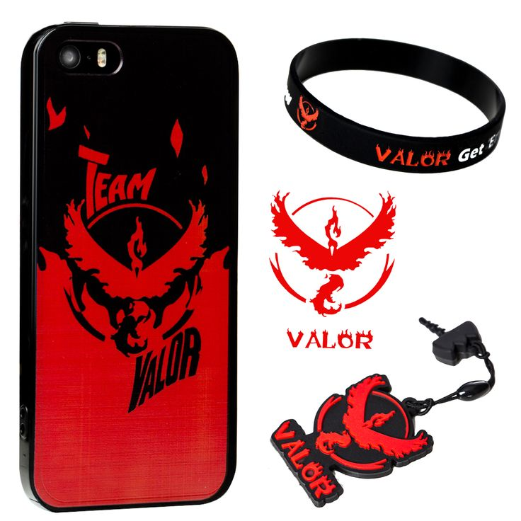 Amazing gifts for kids who are Pokemon Go freaks!  Buy these at Amazon as birthday or Christmas presents - or maybe you just want them to be the coolest kid in class!  Team Valor rules!