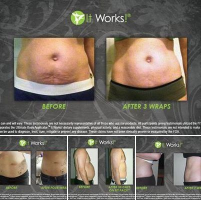 The following review is from one sceptic turned believer… a real customers review on It Works wraps. www.magic-bodywrap.com    #magicbodywrap