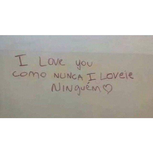 Te dedico @biibap Daqui: @_poematizar #frases #amor #humor