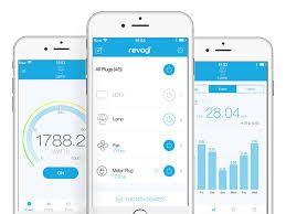 SmartPlug Revogi Prise Compteur d'énergie Connectée Wifi, Cyber Express Electronics