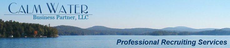Sr. Business Development Manager - Home Office (US)  http://www.calm-water.com/jobs/senior-business-development-manager/