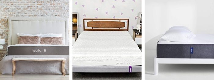 Nectar Vs Purple Vs Casper Casper Mattress Mattress Smart Mattress