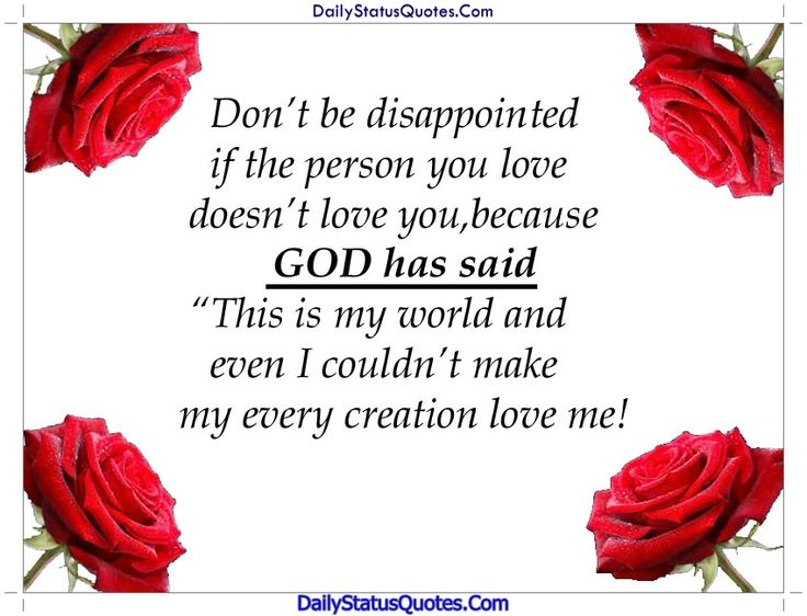 GOD has said  Daily Status Quotes
